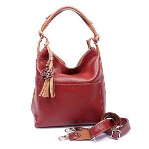 Bolsa Maya Maxi Vermelha