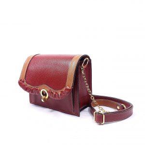 Mini Bolsa Celina Vermelha